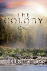 The Colony new ebook cover